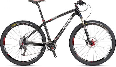 Jamis D29 Team, the ultimate 29er carbon hardtail race bike!