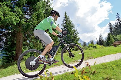 BionX e-bikes are going uphill faster than you are!