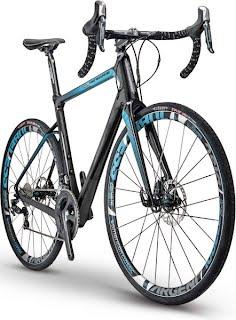 Jamis Renegade adventure road bike