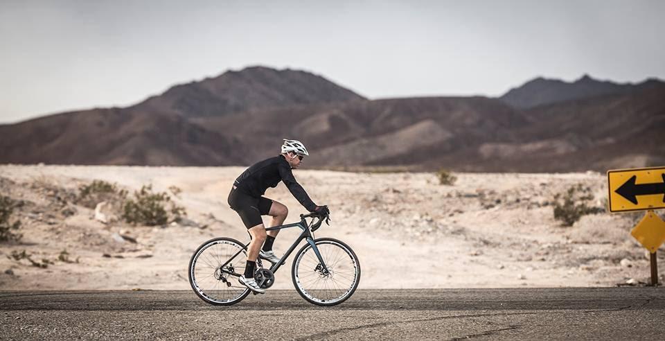 Jamis Renegade; riding without limits.