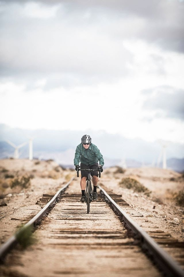 The new adventure road bike is about going beyond traditional riding and having an adventure.