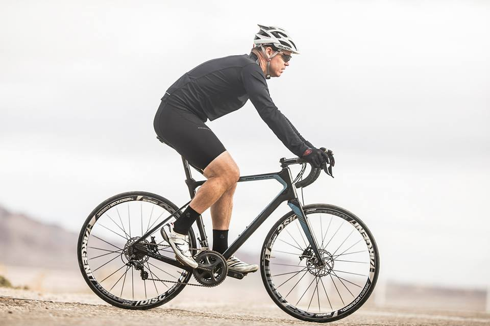 Jamis Renegade is the definition of the modern road bike for adventure riding.