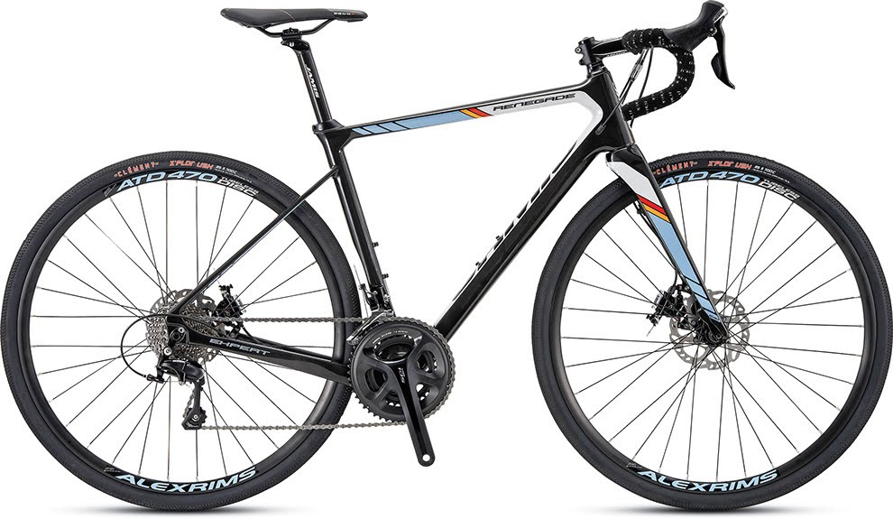 jamis renegade expert adventure road bike