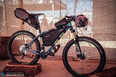 Dragonslayer is the adventure bike for bikepacking