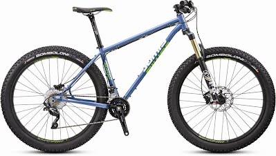 Dragonslayer adventure bike bikepacking mountain bike
