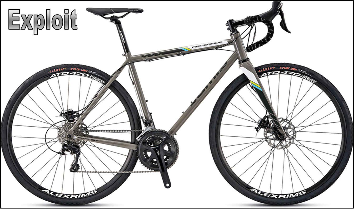 jamis bikes renegade exploit adventure road bike