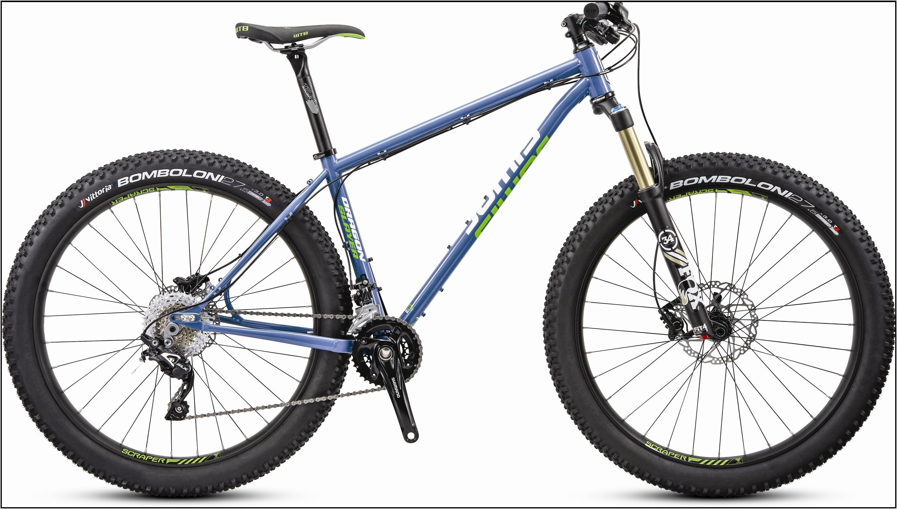 650 plus jamis dragonslayer mountain bike