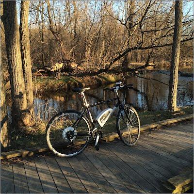 electric bicycle BionX hybrid jamis coda sport