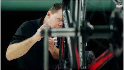 todd corbitt of Jamis Bikes size specific tubing diameters on bicycle frames makes a better ride quality