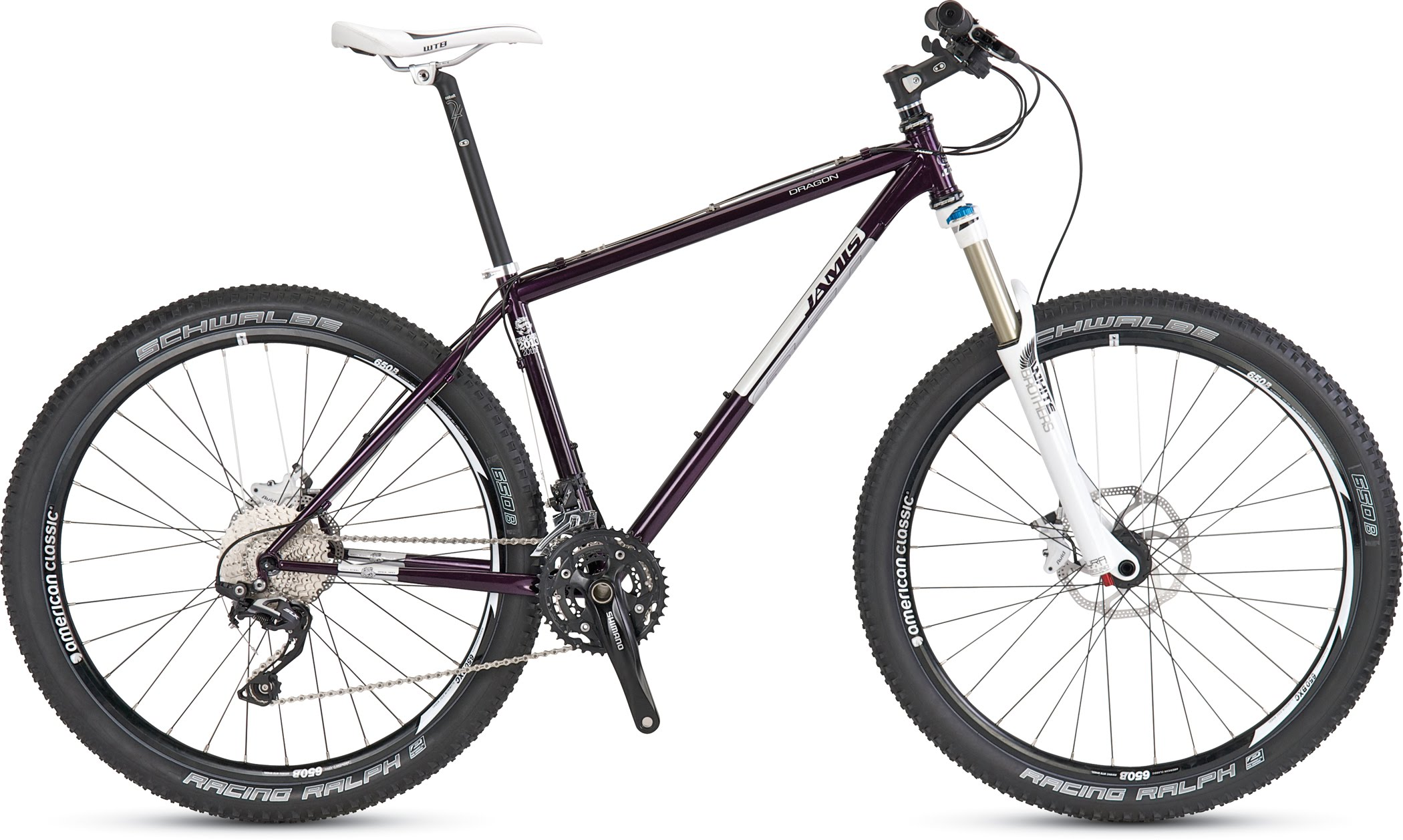 2013 Jamis Dragon 650 is on sale at Eddie's Bicycles.