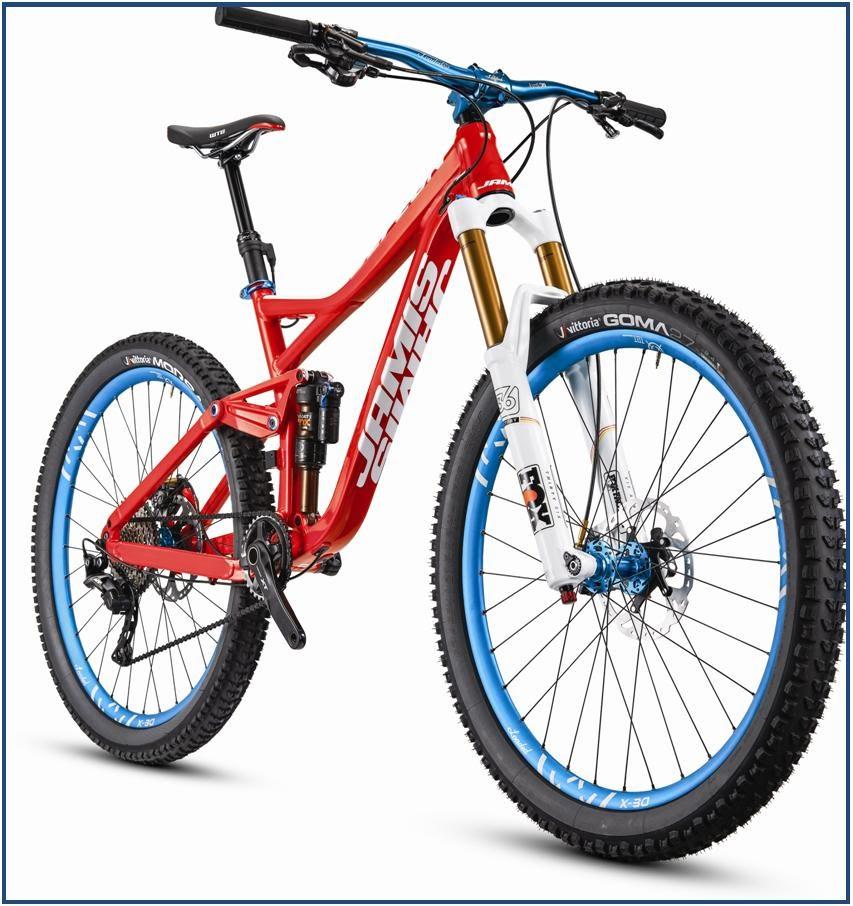 defcon 1 enduro mountain bike from Jamis Bikes
