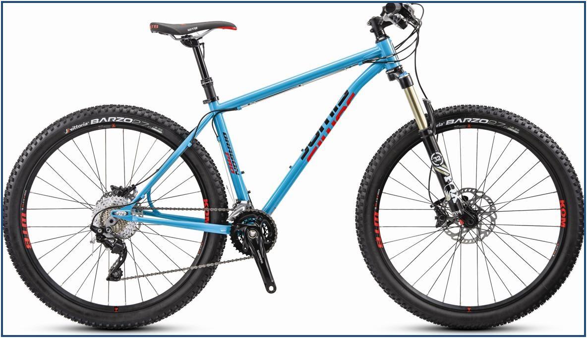jamis bikes hardtail 650B mountain bike dragon pro steel frame