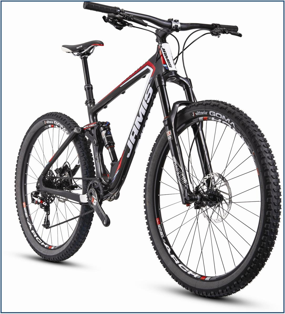 jamis dakar xct team mountain bike XC trail geo