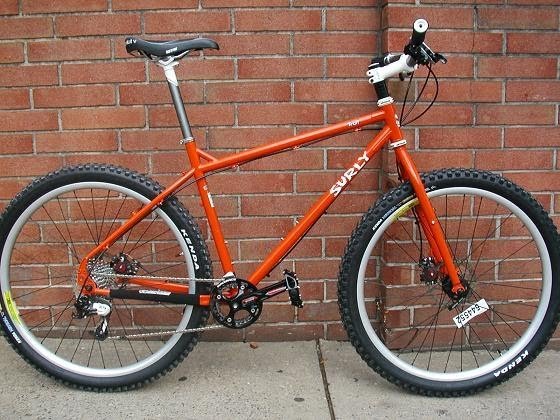 Surly Troll's make great 650B mountain bikes.