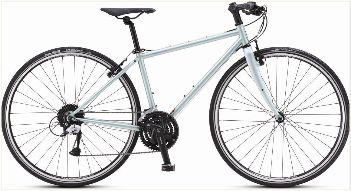 2016 coda comp femme jamis hybrid bicycle