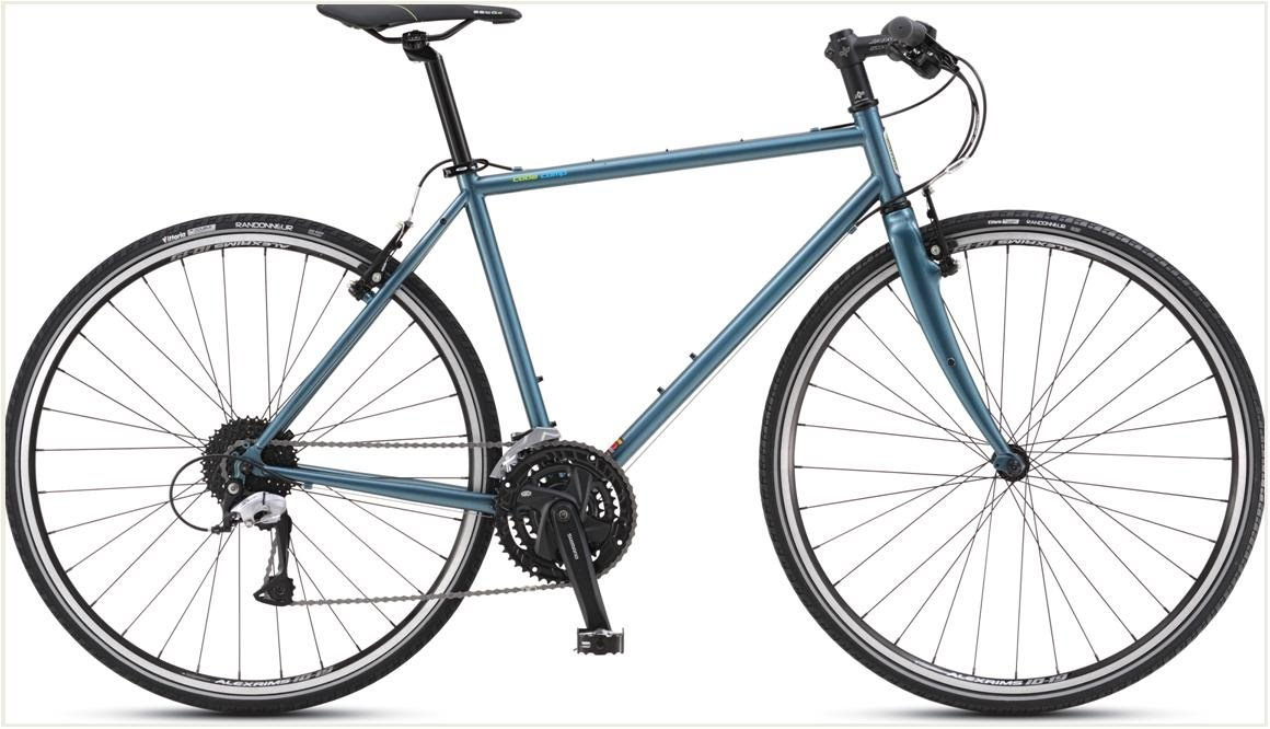 2016 coda comp jamis hybrid bicycle