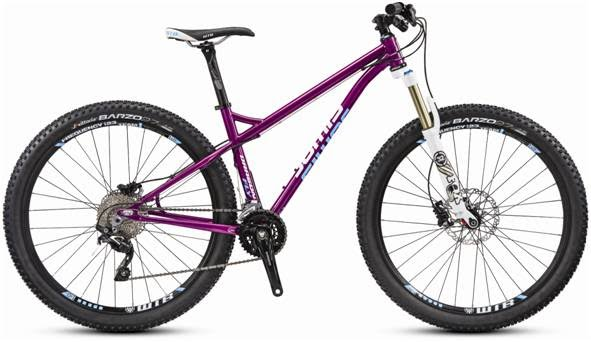 2016 jamis bikes dragonfly female mountain bike 650B