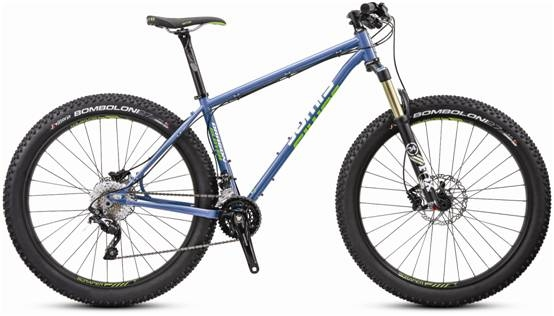 2016 dragonslayer 650 plus mountain bike