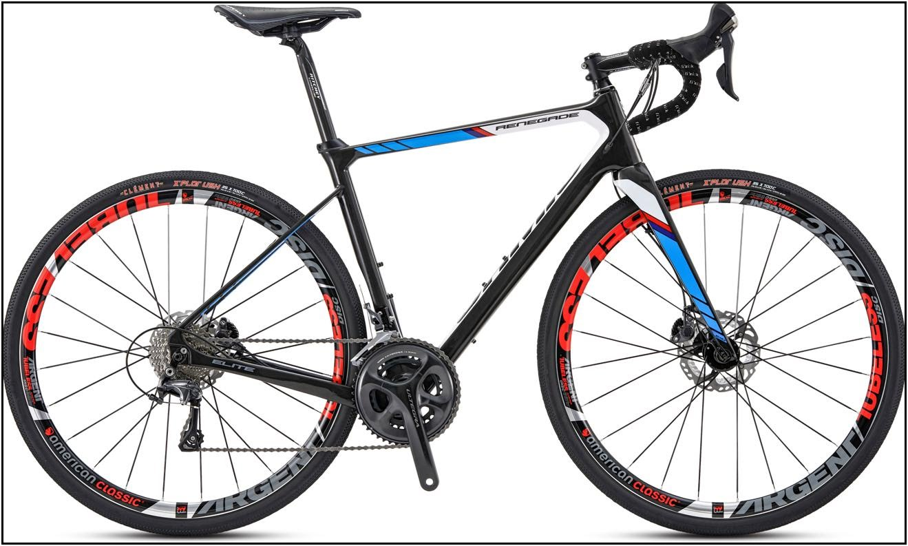 2016 jamis renegade elite carbon adventure road bike