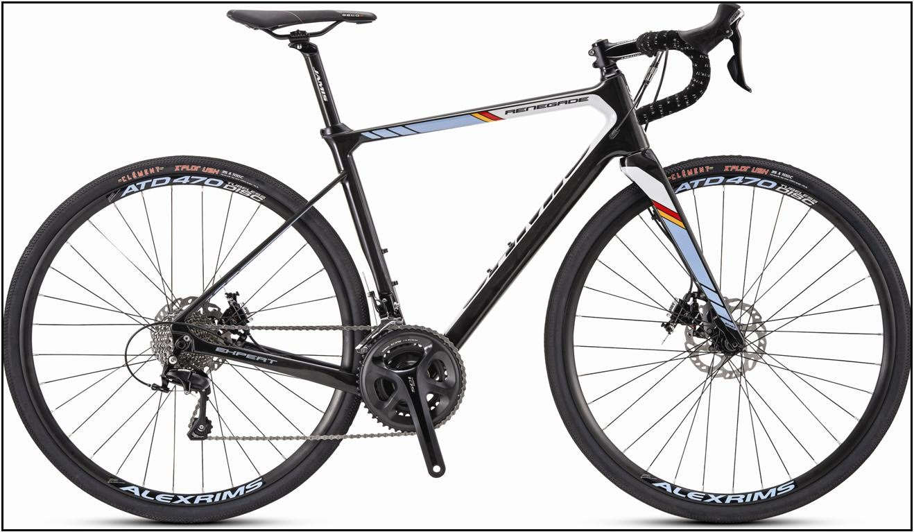 2016 jamis renegade expert carbon adventure road bike
