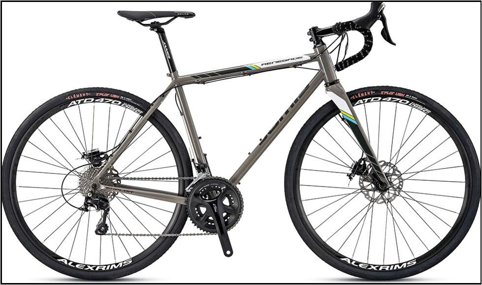 2016 jamis renegade exploit adventure road bike